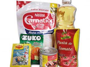 Combos de Alimentos para Cuba 3