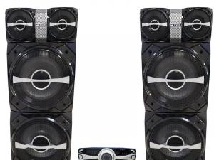 Bocina - equipo de audio para cuba