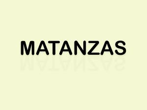 Matanzas