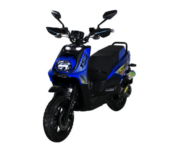 Moto eléctrica MURASAKI XS3 CUBA
