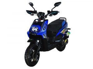 Moto eléctrica MURASAKI XS3 LIFEPO4 72V35AH All-Terrain Editionww