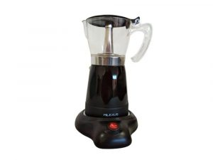 Cafetera 6 tazas MILEXUS