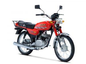 Kit de SUZUKI AX100 roja