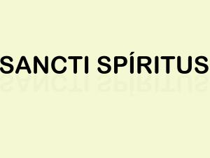 Sancti Spíritus