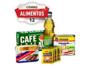 Combo de Alimentos #12 PST
