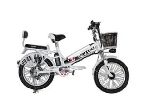 Bicicleta eléctrica UNIZUKI 350W