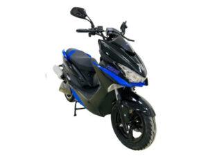 Moto eléctrica BUCATTI TOPMAQ FS 55AH azul