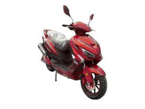 Moto eléctrica UNIZUKI 72V 22AH