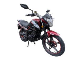 Motocicleta electrica mishozuki COYOTE ROJO