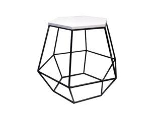 Mesa hexagonal mesa para el hogar