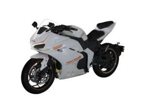 Moto Eléctrica XS7R moto Murasaki
