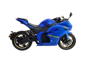 moto electrica racing para cuba