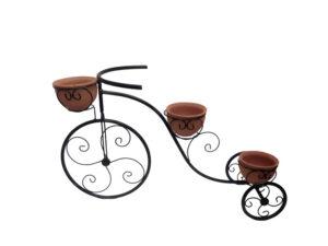 Bicicleta decorativa para el jardín bicicleta con porta macetas decoraciones para el hogar para La Habana, Artemisa y Mayabeque Cuba