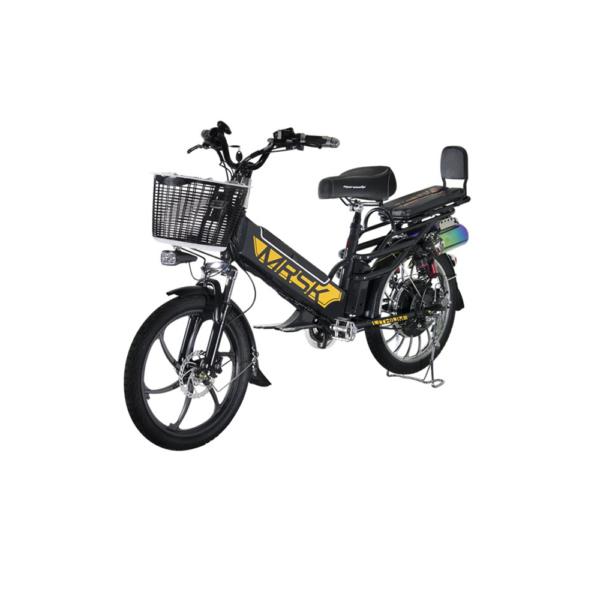 Bicicleta Eléctrica de Lithium Disc Brake Murasaki